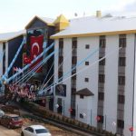 Türkiye'nin en büyük engelli yatılı bakım merkezi