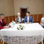 İşaret diliyle kıyılan nikahla evlendiler