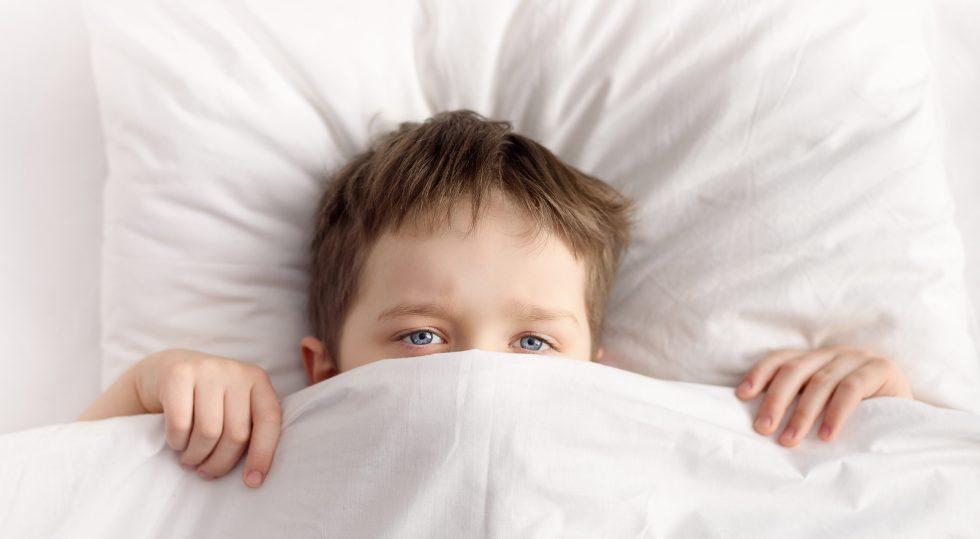 çocuklarda yatak ıslatma